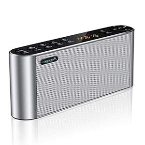 Altavoz bluetooth radio