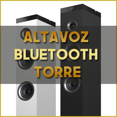 Altavoz Bluetooth torre