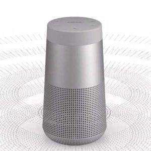 Bose SoundLink Revolve, el mejor altavoz con sonido 360º